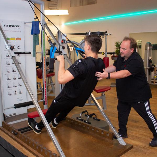 Physio Rimbach Bangert und Kegel